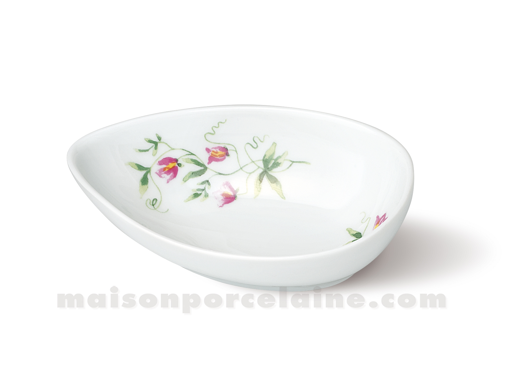 Coupelle Avocat Limoges 13x8 Maison De La Porcelaine