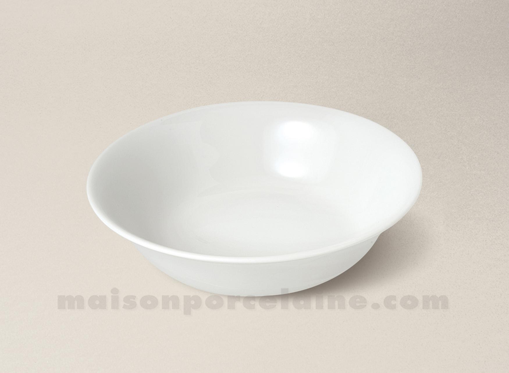 coupelle creme limoges porcelaine blanche empire d16 maison de la porcelaine. Black Bedroom Furniture Sets. Home Design Ideas