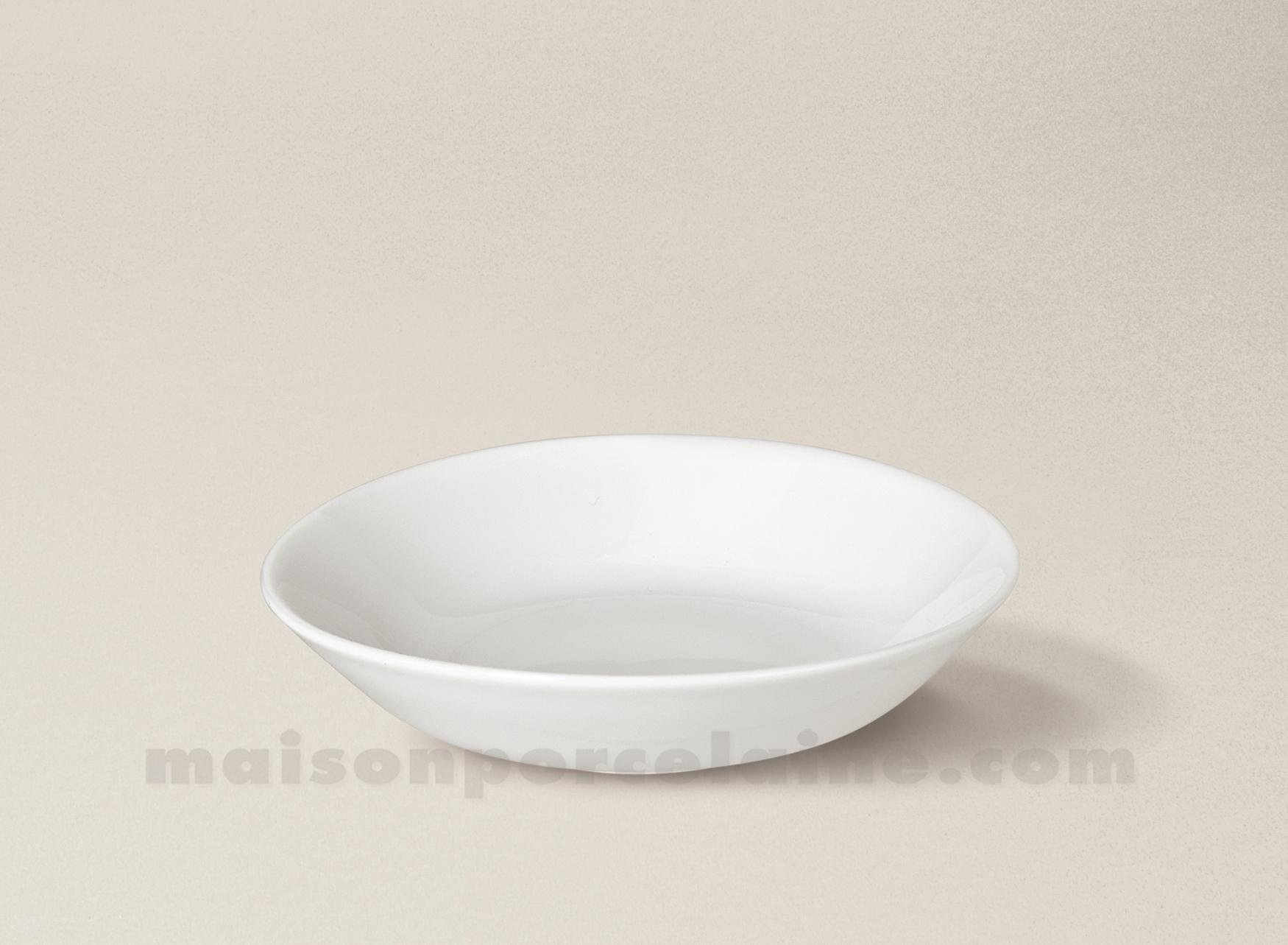 coupelle porcelaine blanche limoges orient 10x2 5 maison de la porcelaine. Black Bedroom Furniture Sets. Home Design Ideas