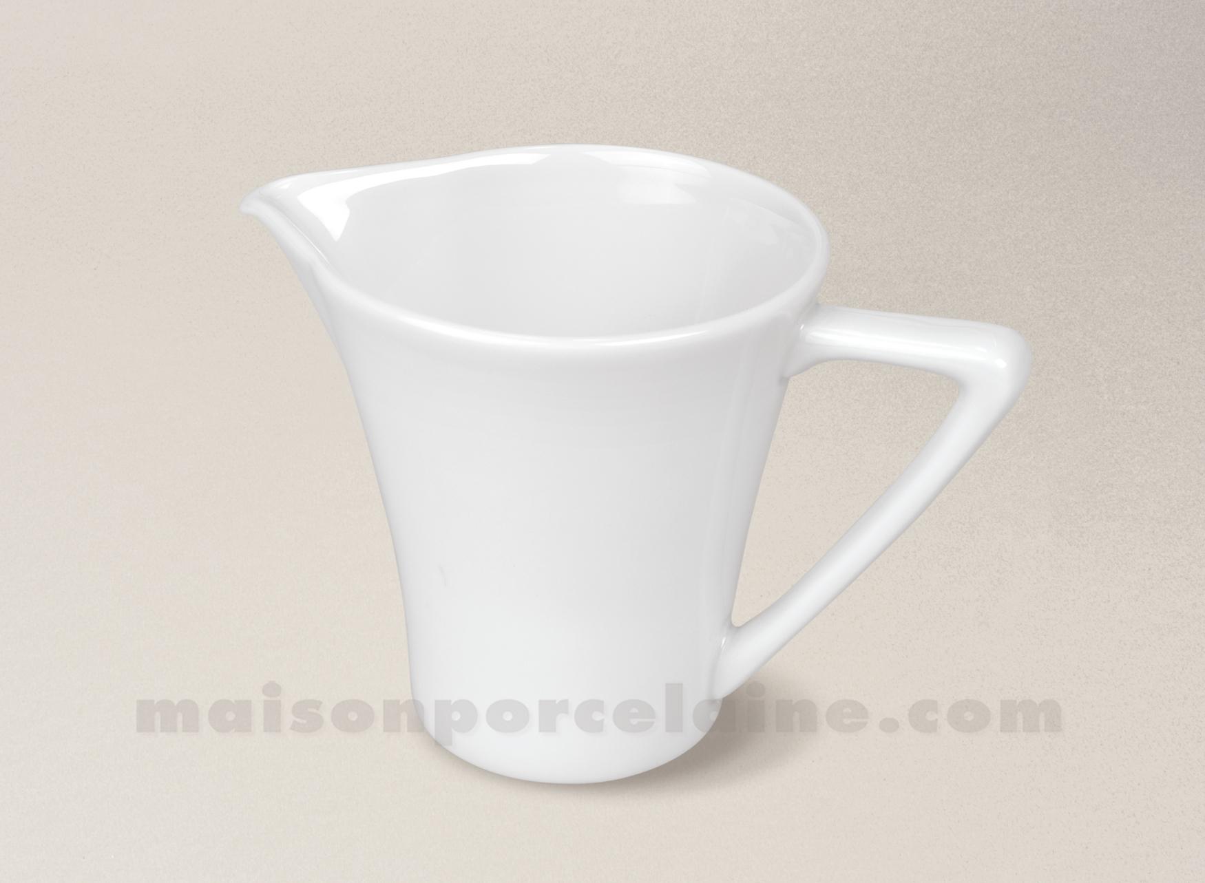 Cremier limoges porcelaine blanche haussmann 20cl maison for Maison de la porcelaine
