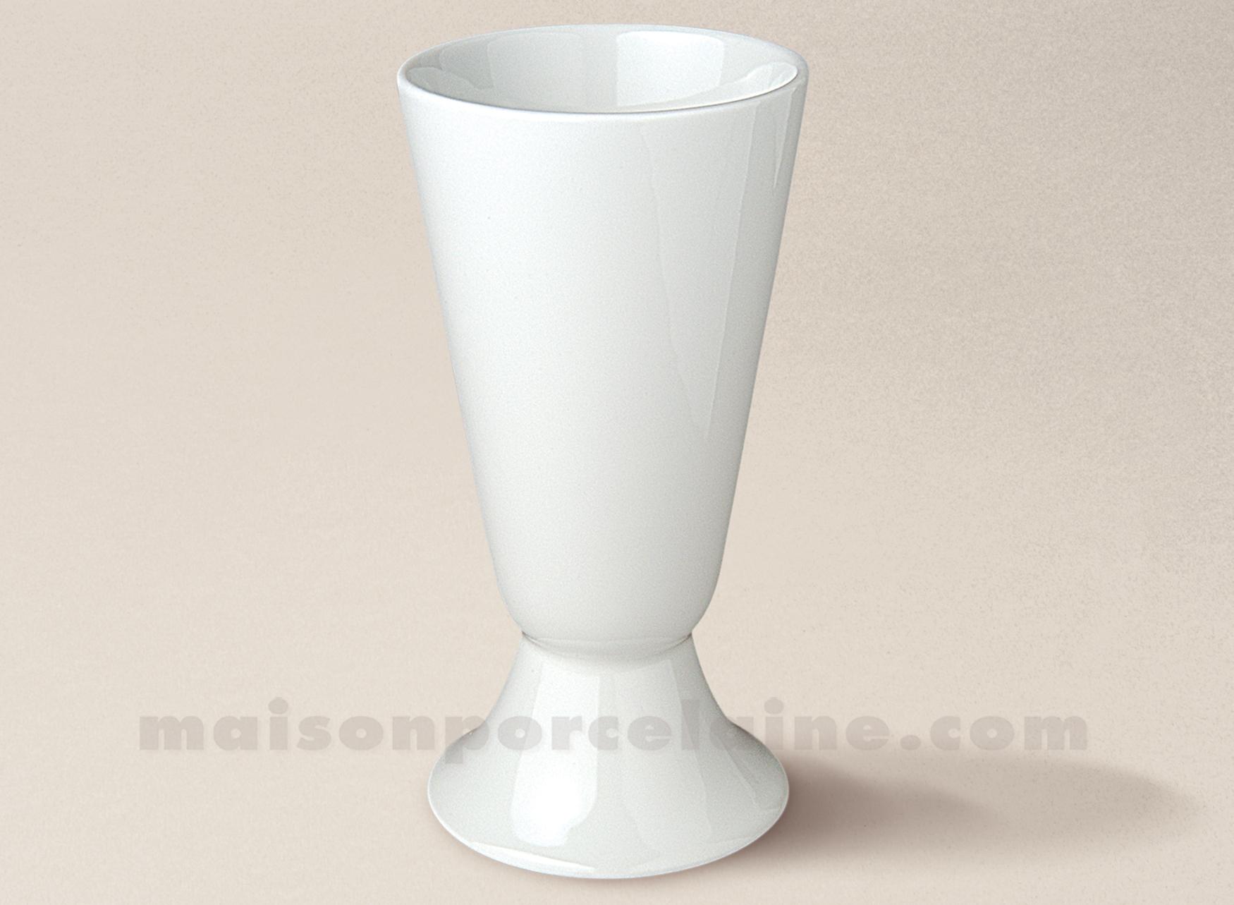 Mazagran porcelaine blanche flandre 17cl maison de la porcelaine - Maison de porcelaine ...