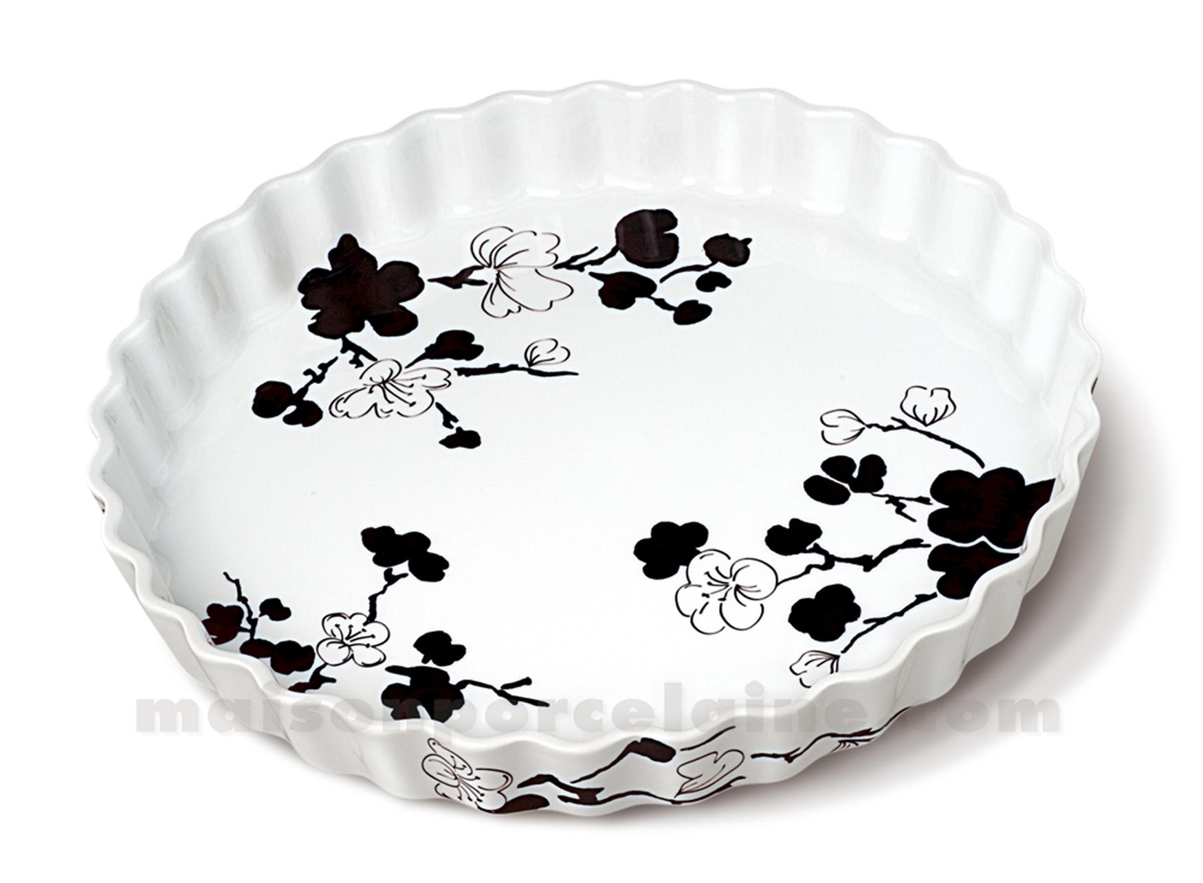 Moule A Tartelette Professionnel moule tarte culinaire 3 toques 28x4 - maison de la porcelaine