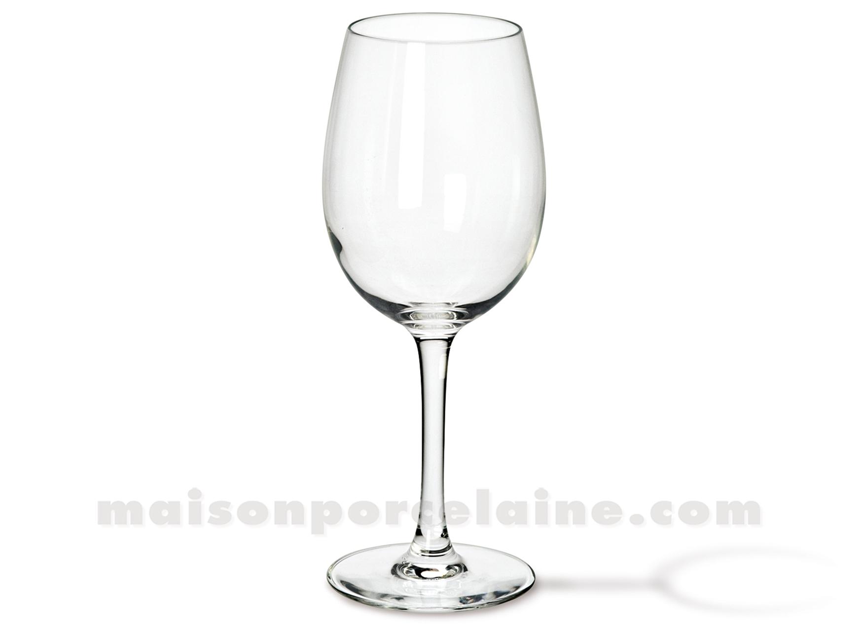 verre a vin degustation tulipe cabernet 47cl h22cm kwarx maison de la porcelaine. Black Bedroom Furniture Sets. Home Design Ideas