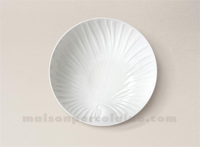 bol salade pate extra blanche limoges sania 179x050 maison de la porcelaine. Black Bedroom Furniture Sets. Home Design Ideas