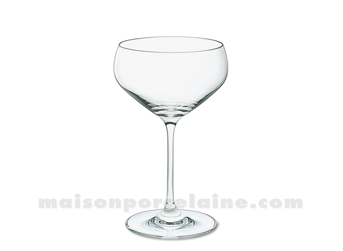 COUPE A CHAMPAGNE BACCHUS 38CL