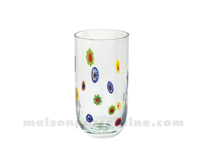 GOBELET HAUT / SODA / LONG DRINK MILLEFIORI 40CL