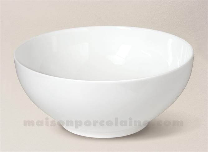 saladier limoges porcelaine blanche empire d25 maison de la porcelaine. Black Bedroom Furniture Sets. Home Design Ideas