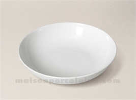 assiette creuse calotte porcelaine blanche artois d20 maison de la porcelaine. Black Bedroom Furniture Sets. Home Design Ideas