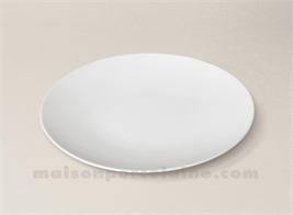 assiette dessert porcelaine blanche artois d21 maison de la porcelaine. Black Bedroom Furniture Sets. Home Design Ideas