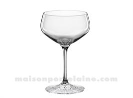 BAR- PERFECT COUPETTE GLASS - 23.5CL  H14 X D9.1CM - COF/4