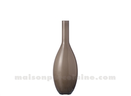 BEAUTY - VASE BEIGE 39X14X14