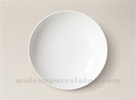 BOL SALADE/CEREALES PORCELAINE BLANCHE ARTOIS D21