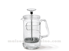 CAFETIERE/THEIERE 3 TASSES INOX 18/10 35CL