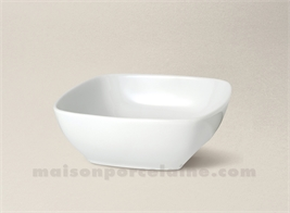 COUPELLE CARREE PORCELAINE BLANCHE SAHARA 12X12