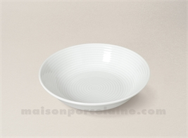 COUPELLE PORCELAINE BLANCHE ABBA PM D13.5CM