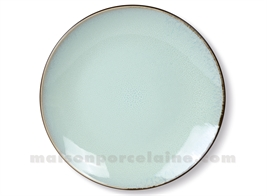 DINNER PLATE STONEWARE MEDARD DE NOBLAT FEELING JADE 26,5CM