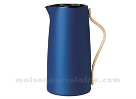 EMMA PICHET ISOTHERME CAFE - 1.2 L. - BLEU NUIT
