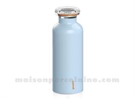 ENERGY - BOUTEILLE ISOTHERME D6,5XH18CM 33CL BLEU
