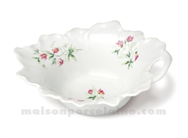 FEUILLE CREUSE LIMOGES 20X17