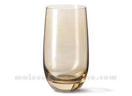 GOBELET HAUT / SODA / LONG DRINK MARRONE 13X6 39CL