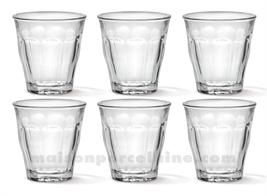 goblet duralex picardie 9 cl verre trempe coffret de 6 maison de la porcelaine. Black Bedroom Furniture Sets. Home Design Ideas