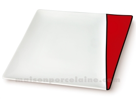 GOURMET/CHARGER PLATE 'MIKADO' 29,5X29,5