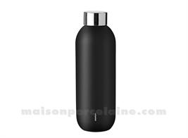 KEEP COOL  INOX DRINKING BOTTLE 0.6 L. - NOIR