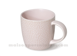 MUG CAFE / THE GRES ROSE MEDARD DE NOBLAT 28CL