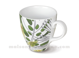 MUG JUNGLE D9,5X10,5CM 30CL