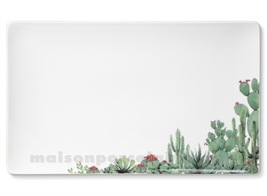 PLAT/ASSIETTE RECTANGULAIRE  COLORADO 35X20.5