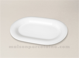 RAVIER PORCELAINE BLANCHE ABBA 24