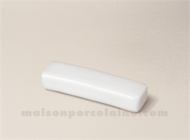 REPOSE COUTEAU PORCELAINE BLANCHE 7X2REPOSE COUTEAU 7X2REPOSE COUTEAU 7X2
