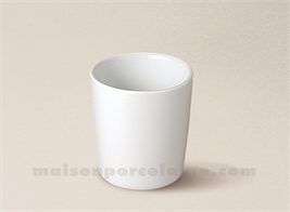 VERRE CAFE EMPIRE PORCELAINE BLANCHE 5CL
