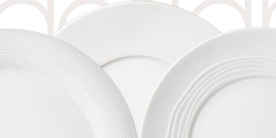 Assiette Design Service de Table