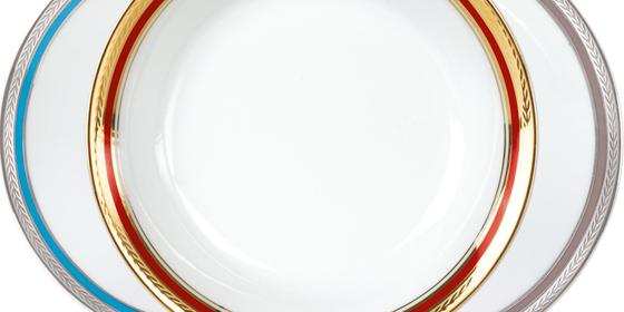 La Table d'Or et d'Argent