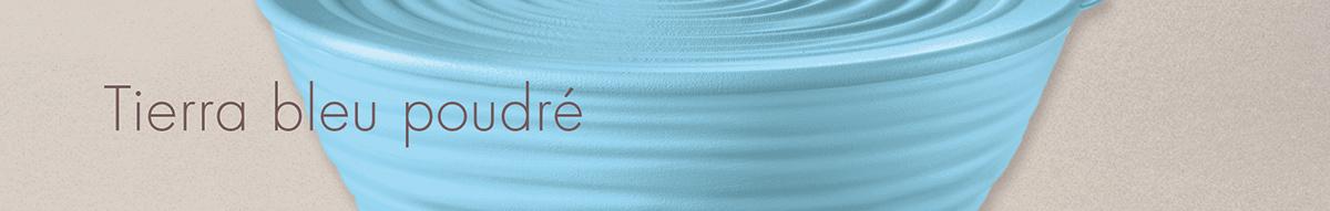 Tierra Bleu Poudré